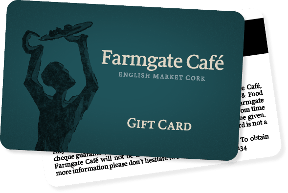Farmgate Café Voucher+++