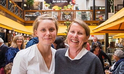 Rebecca & Kay Harte, Farmgate Cafe Cork